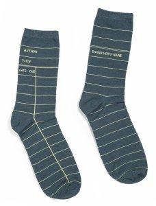 library-card-socks