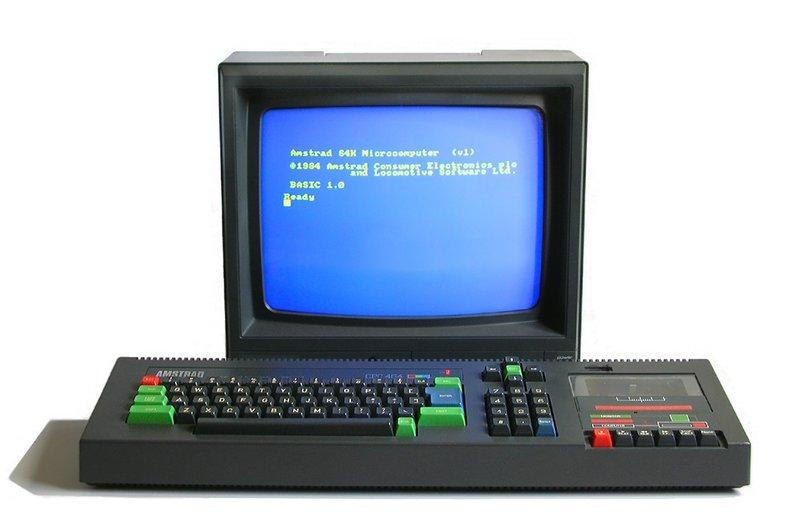 Amstrad CPC 464