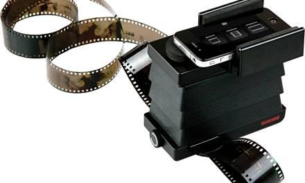 Lo scanner per il DigitaLIZA ed i film 35mm