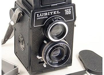 Lubitel 166 Universal: quasi pronto a scattare