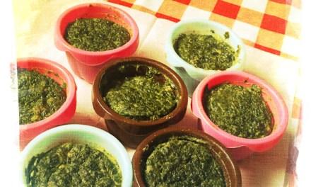 Sformatini agli spinaci rapidi