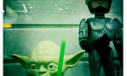Yoda-cop