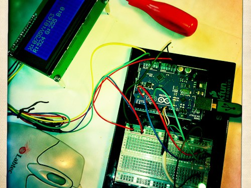 Hello world Arduino