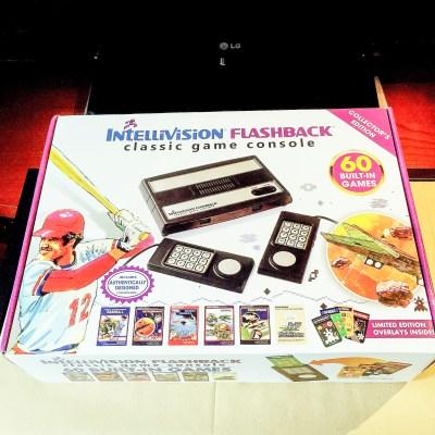 Intellivision Flashback: un pacco arrivato da Thomasville, North Carolina