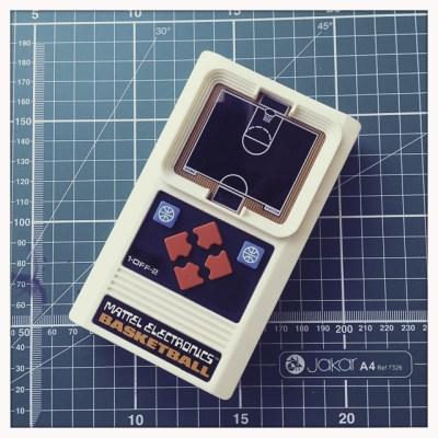 Mattel Electonics - Basket - 1978