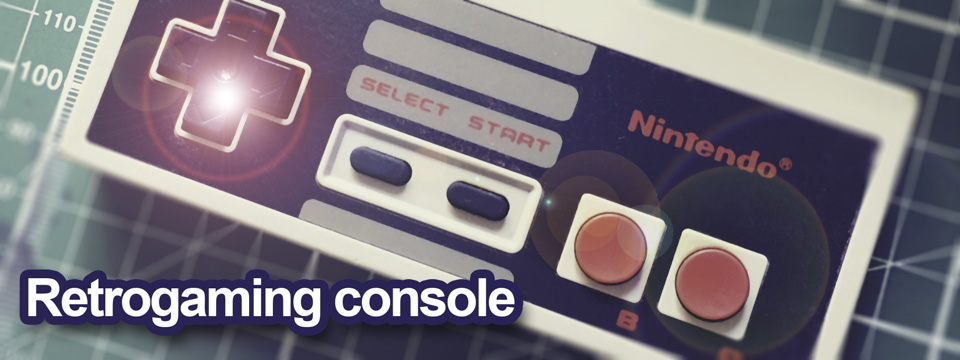 Retrogaming: console 80s