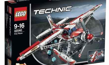 Lego 42040 Technic FIRE PLANE
