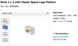 Part_3004p90___Brick_1_x_2_with_Classic_Space_Logo_Pattern__Brick__Decorated__-_BrickLink_Reference_Catalog