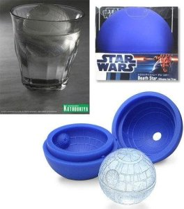Star Wars Death Star Silicone Ice Try