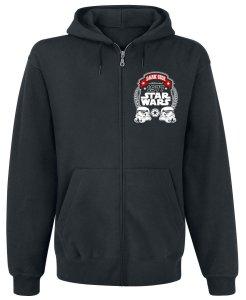 Star Wars - Guerre Stellari - Felpa Stormtrooper - Felpa con cappuccio