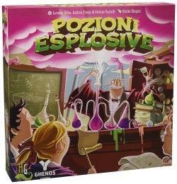 Ghenos Games GHE044 - Pozioni Esplosive