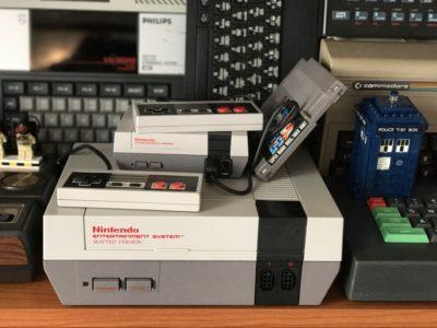 Nintendo Classic Mini con il suo fratello maggiore