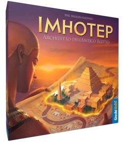 Giochi Uniti GU544 - Imhotep Architetto Dell'Antico Egitto