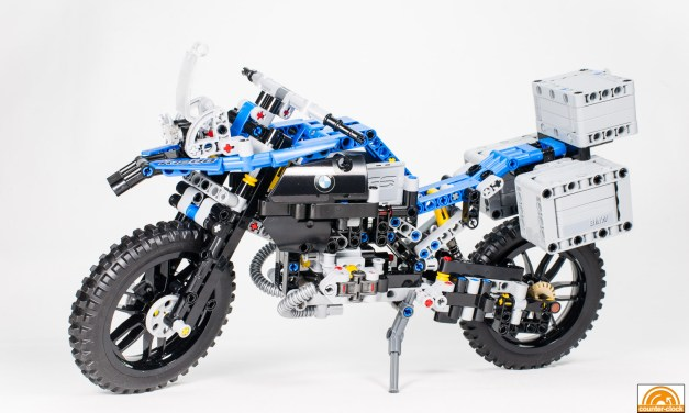 LEGO Technic 42603 BMW R1200 GS Adventure