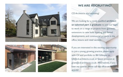 CD Architects are Recruiting!