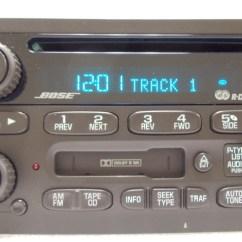 2008 Gmc Envoy Radio Wiring Diagram 7 Pin Trailer Old Fashioned 2002 Bose Stereo