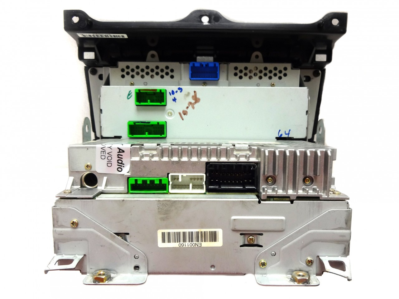 honda civic cd player wiring diagram 2007 ac 04 05 accord navigation gps lcd screen radio 6 disc