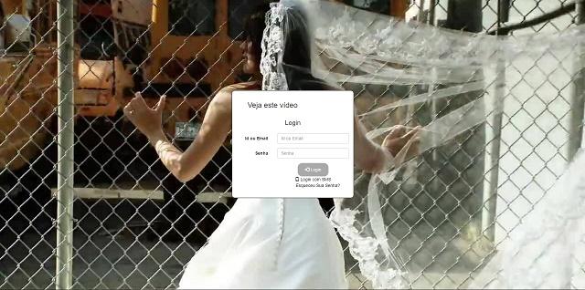 DVD online com acesso restrito