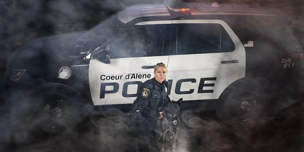City of Coeur dAlene  Police Department