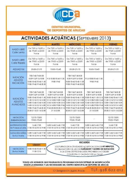 CUADRO DE ACTIVIDADES cda 09 Septiembre 2013_Página_1