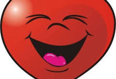 corazón feliz