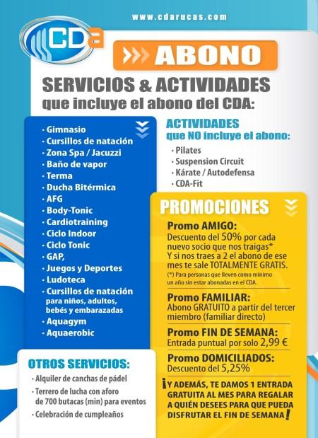 Servicios CDA