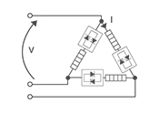 IR Lamp Short Wawe thyristor controller