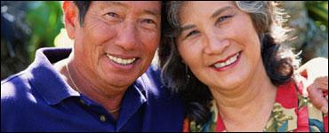 Photo: Older couple
