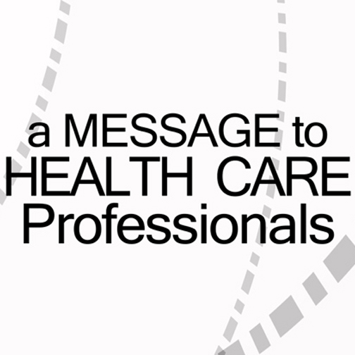A Message to Health Care Professionals: Teen Pregnancy (2