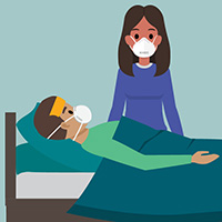 Taking care of someone who is sick with COVID-19