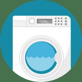 illustration, washing machine