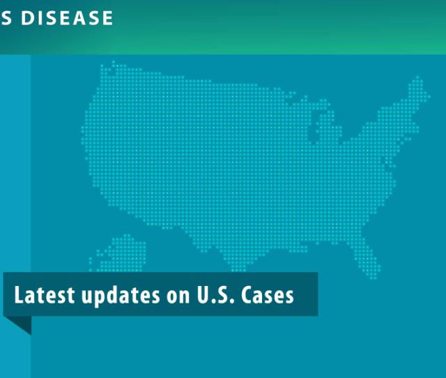 Cases In U S Cdc