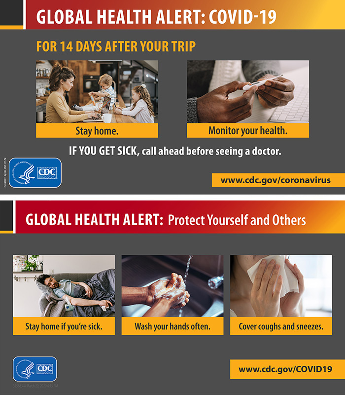 COVID-19 Communication Resources for Travelers | CDC