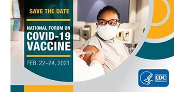 About the National Forum on COVID-19 Vaccine | CDC