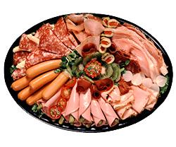 Salchichas, patés, carnes para sándwich y cortes fríos