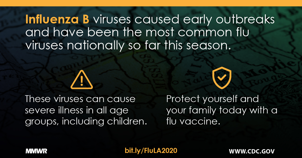 Early Season Pediatric Influenza B/Victoria Virus Infections ...