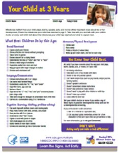 Milestone checklist checklists year also important milestones your baby by three years cdc rh