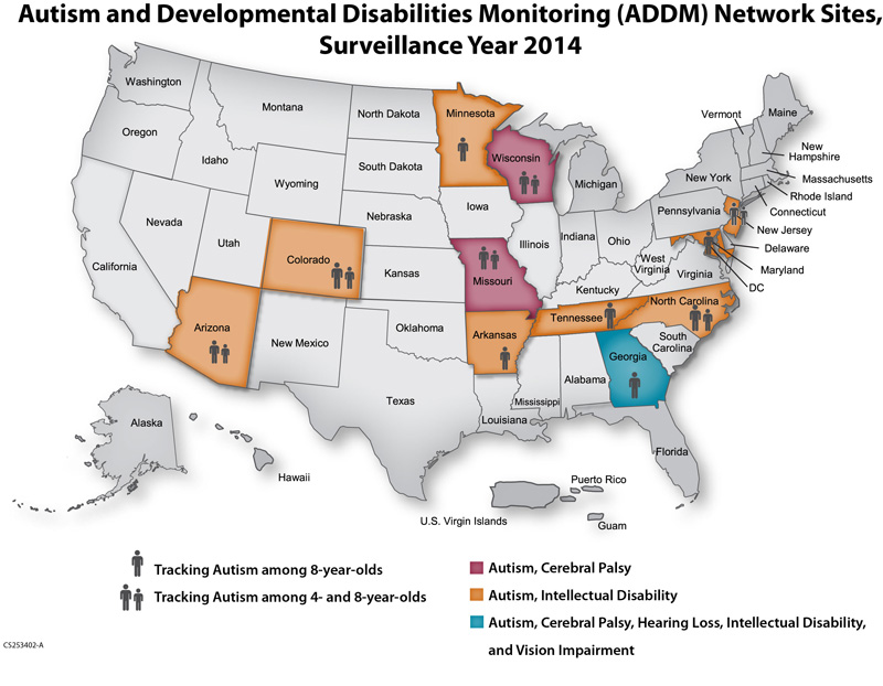 Key Findings: CDC funding expands knowledge about children ...