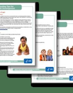 Free materials about child development also cdc rh