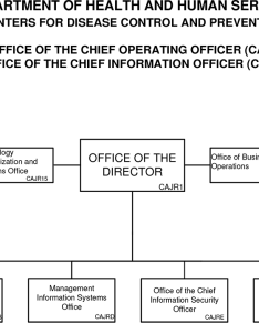 Get email updates also cdc  ocio organization office of the chief information officer rh