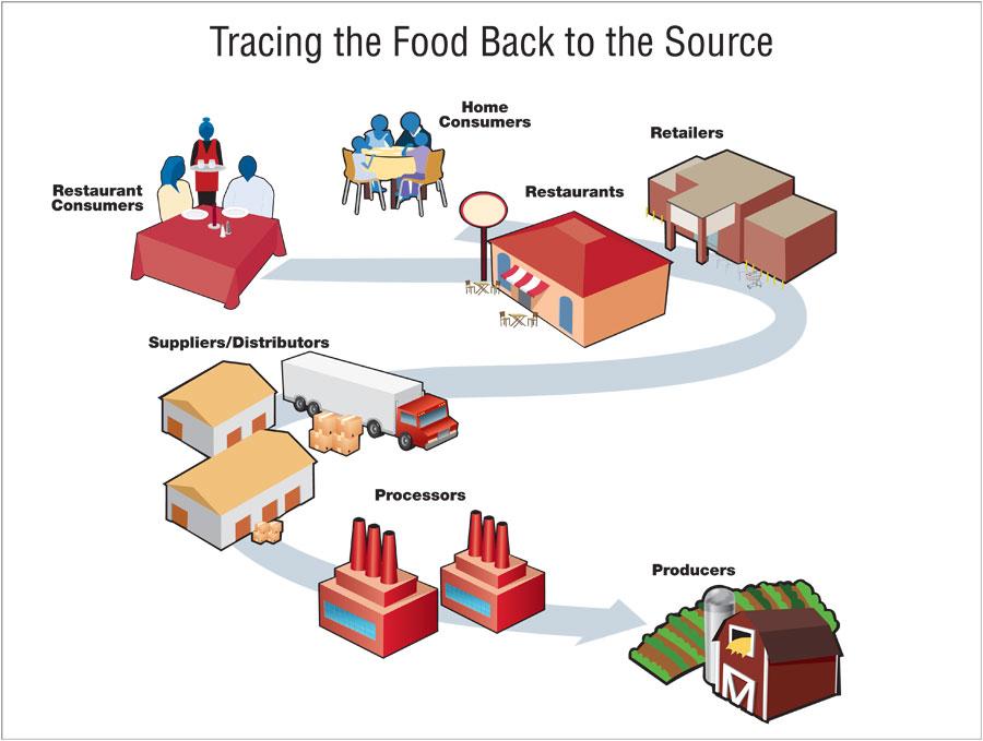 CDC  Foodborne Outbreak Investigations  Figure 3