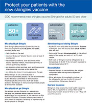Shingles | Online and Print Materials | Herpes Zoster | CDC