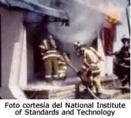 Extinción de incendio