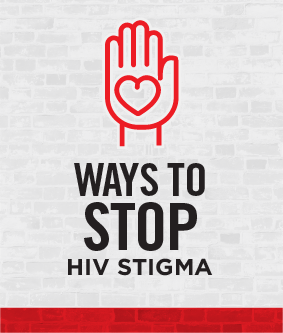 Stop HIV Stigma   Campaigns   Let's Stop HIV Together   CDC