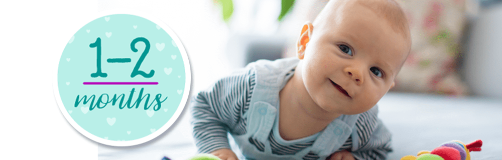 Baby Vaccines at 1-2 Months | CDC