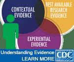 understanding evidence website badge