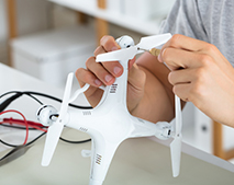Drone Repairs and Upgrades