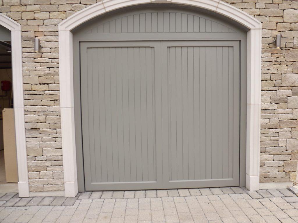 GRP Garage Doors  CDC Garage Doors