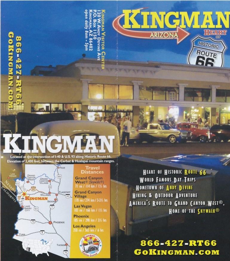 brochure kingman