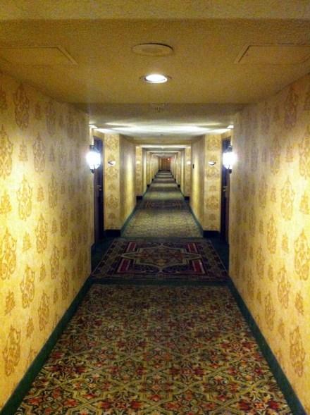 couloir hotel las vegas